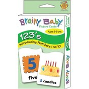 Brainy Baby Flash Cards