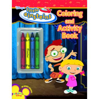 Wholesale Little Einsteins Coloring Activity Book Sku