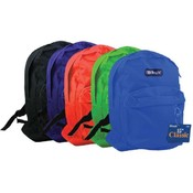 "BAZIC 15"" School Backpack"