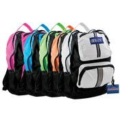 "BAZIC 17"" Active Backpacks"