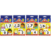 FISHER-PRICE Math Series Flash Cards