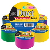 "BAZIC 1.89"" X 10 Yd. Fluorescent Colored Duct Tape"