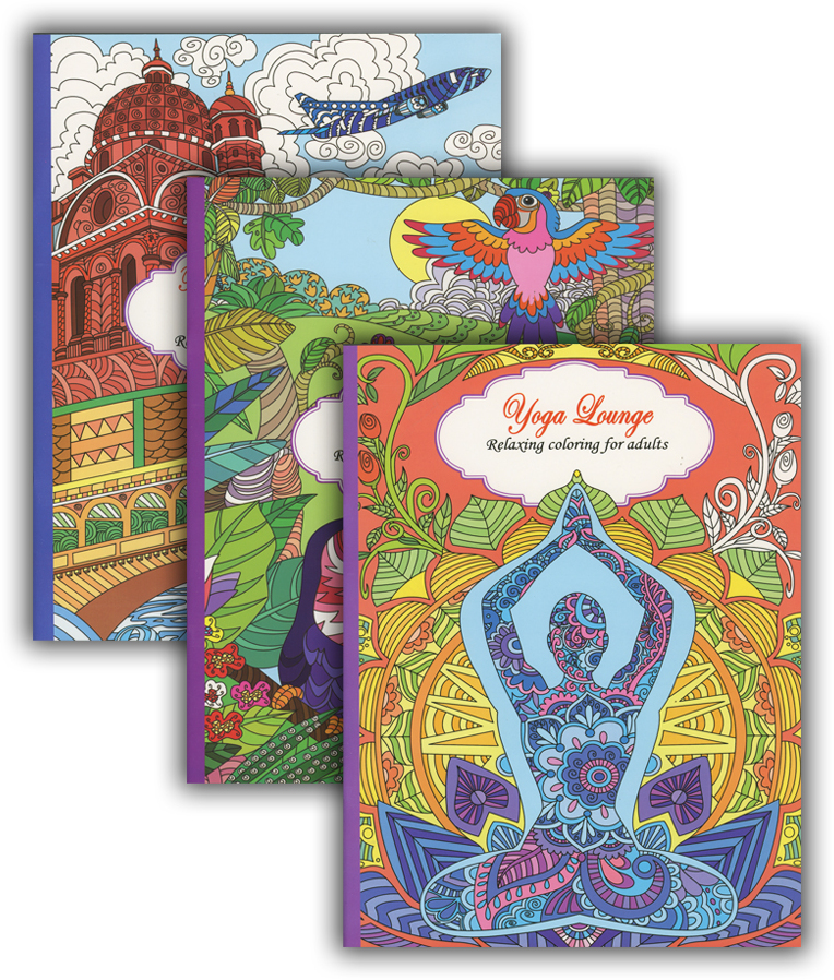 coloring books for adults wholesale wholesale relaxing coloring book for adults sku 2131891