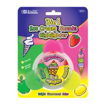 OPJ Wholesale Highlighters Ice Cream Scented Case Pack 144 at Sears.com
