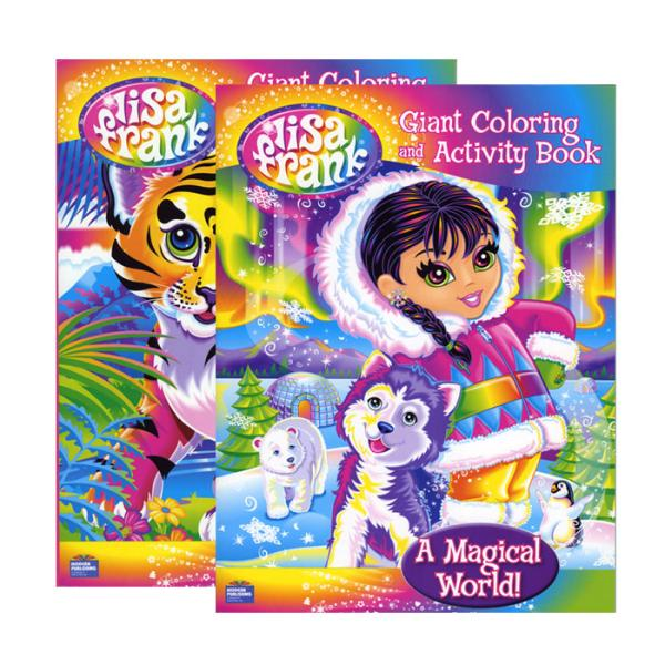Lisa Frank Online the site GIRLS love!
