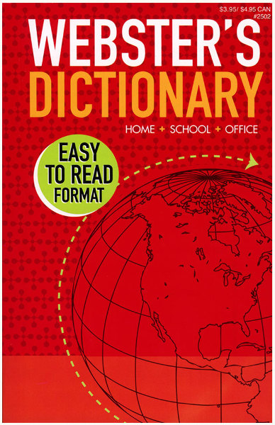 Webster English-English Dictionary (311609)