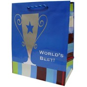 American Greetings Worlds Best Gift Bag