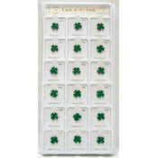 Luck of the Irish lapel pin