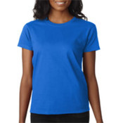 Gildan Ladies' T-Shirt Royal L