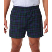 Robinson Adult Flannel Shorts Blackwatch L Wholesale Bulk
