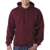 Jerzees Adult Sweatshirt Maroon M