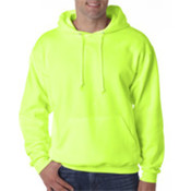 Jerzees Adult Sweatshirt Safety Green M