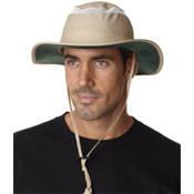 Adams Outback Hat Khaki Large