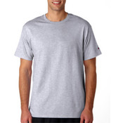 Champion Adult Tagless T-Shirt Ash Small