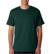 Champion Adult Tagless T-shirt Dark Green X-Large