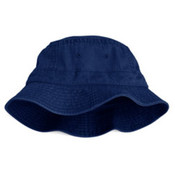 Vacationer Crushable Bucket Hat Navy Large
