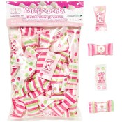 Hospitality Mints 1st Birthday Girl Party Mints 7 Oz. Bag Wholesale Bulk