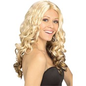 Goldilocks Adult Wig, Yellow, One Size Wholesale Bulk