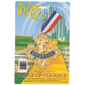 Rubies Costumes The Wizard of Oz Badge Of Courage, Gold, One Size Wholesale Bulk