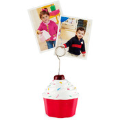 Beistle Company Cupcake Balloon Weight / Photo Holder Wholesale Bulk