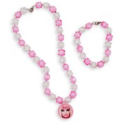 Mattel Barbie All Doll'd Up Bracelet & Necklace Set 1 Piece Wholesale Bulk