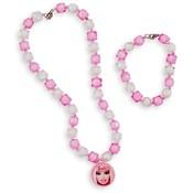 Mattel Barbie All Doll'd Up Bracelet & Necklace Set 1 Piece Wholesale Bulk