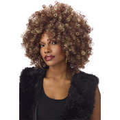 Fab Curls (Brown/Light Brown), Brown, One-Size Wholesale Bulk