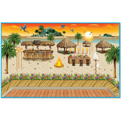 Luau Sunset Scene Kit Wholesale Bulk