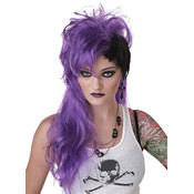 Smash (Purple) Adult Wig, Purple, One-Size Wholesale Bulk