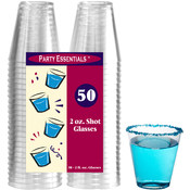 Wholesale Clear Plastic Party Cups