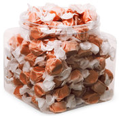 Adams & Brooks Brown Taffy 3 Lb. Bag Wholesale Bulk