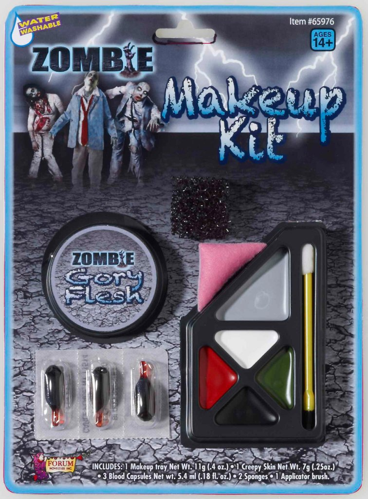Wholesale Halloween Makeup Kits - Wholesale Costume Makeup Kits