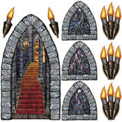 Stairway, Window & Torch Props Wholesale Bulk