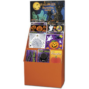 Halloween Floor Display - 84 Pcs
