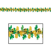Pot-O-Gold &amp;amp; Shamrock Garland/Column