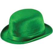 Green Vel-Felt Derby Wholesale Bulk