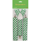 Shamrock Suspenders