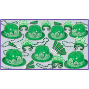 Shamrock Derby Party Pack for 50