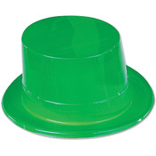 Green Plastic Topper Wholesale Bulk