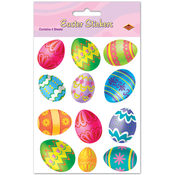 Easter Egg Stickers