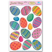 Color Bright Egg Clings