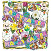Flame Resistant Easter Trim-o-rama - 26 Pieces