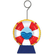 Life Preserver Photo/Balloon Holder Wholesale Bulk