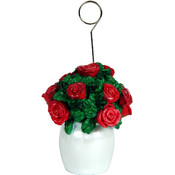 Rose Bouquet Photo/Balloon Holder Wholesale Bulk