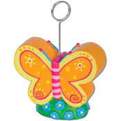 Butterfly Photo/Balloon Holder Wholesale Bulk