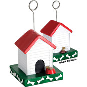 Dog House Photo/Balloon Holder