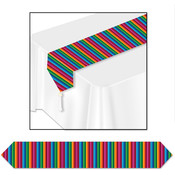 "Fiesta Printed Table Runner - 11"" x 6'"