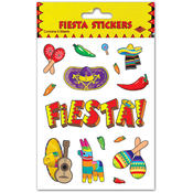 Fiesta Stickers