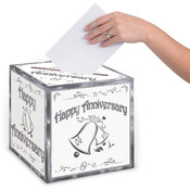 Anniversary Card Box