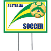 Plastic Yard Sign - Australia Wholesale Bulk